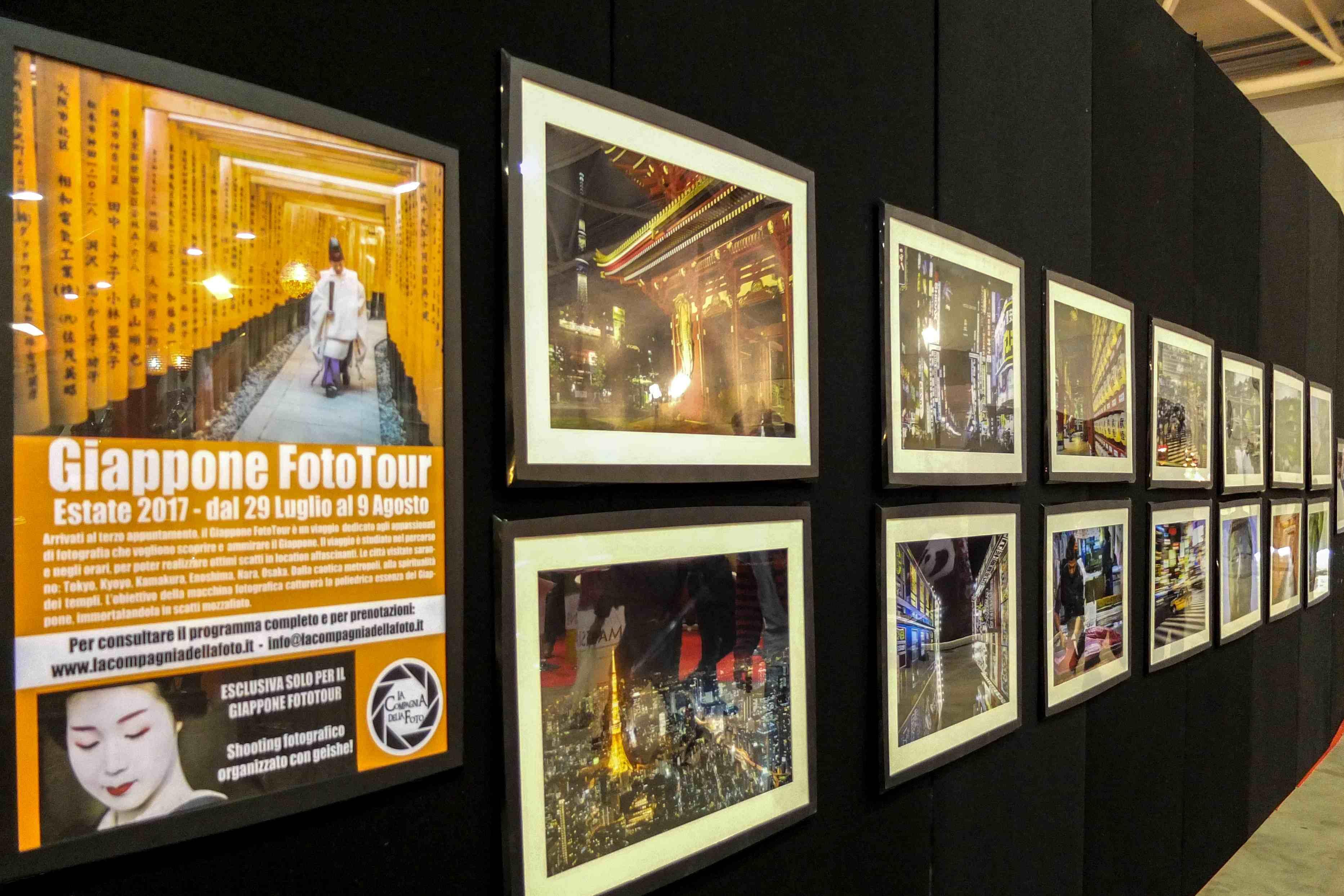 Mostra Giappone FotoTour al Festival dell'Oriente di Roma