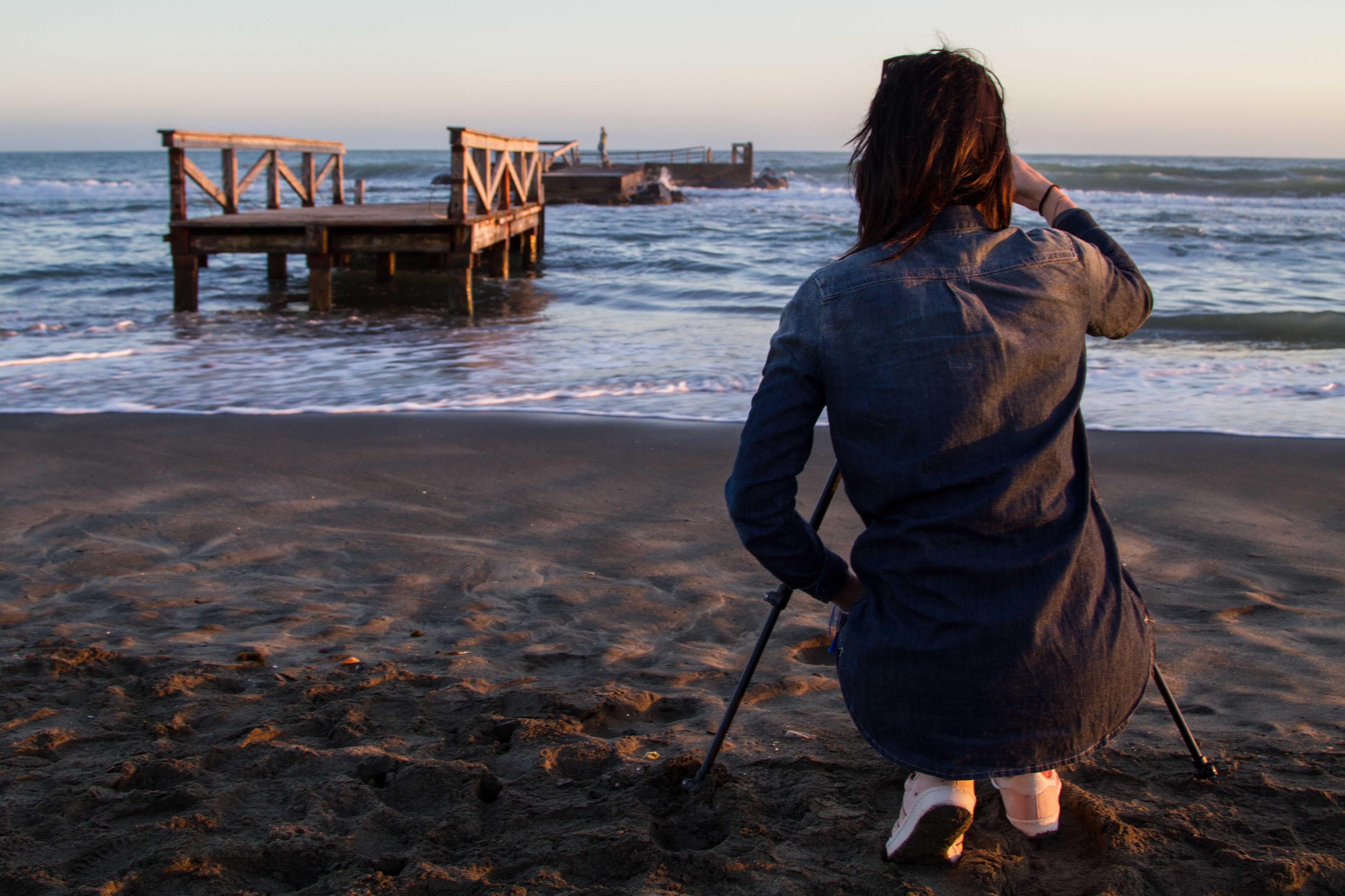Workshop di fotografia paesaggistica – Tramonto sul mare